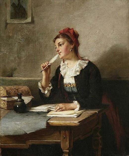О чём писать