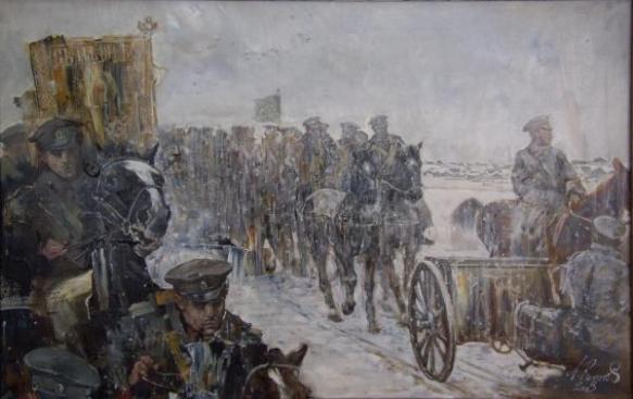 кино 16 1- Кубанский или Ледяной поход генерала Корнилова