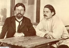 Горький и Чехов